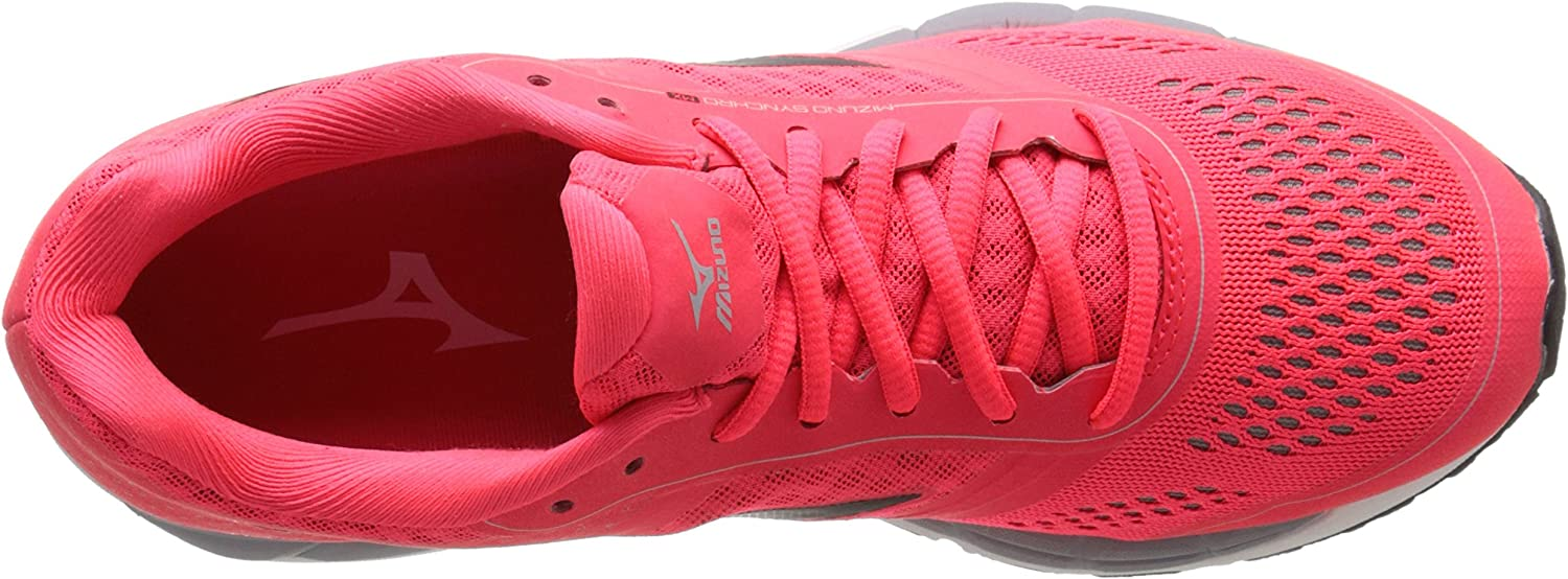 mizuno synchro mx 2 women's review line size calculator