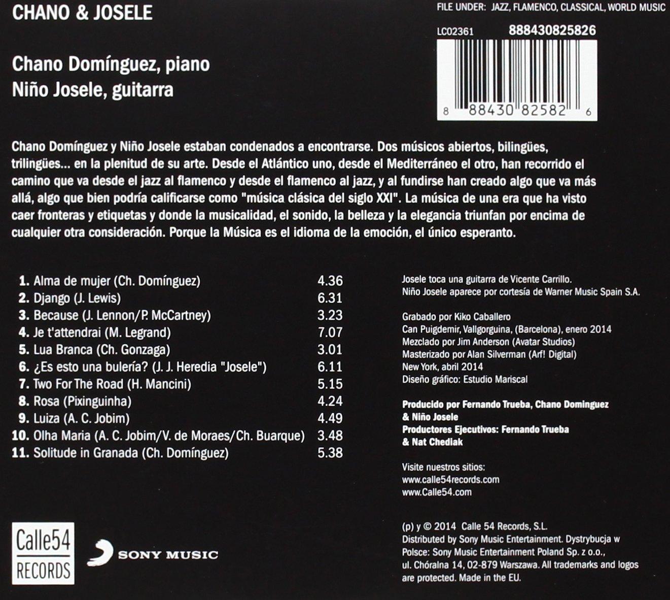 Chano & Josele: Chano & Josele: Amazon.es: Música