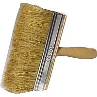 Cepillo de cerdas naturales para empapelado, pintura