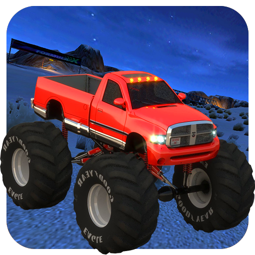 Offroad Monster Truck:Big Truck Game