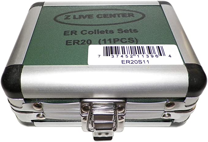 """New # 20375 Free Shipping ER20 SPRING COLLET 3//8/"""""""