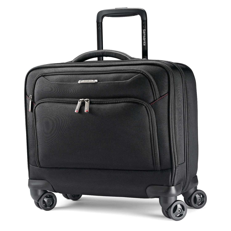 Samsonite Xenon 3.0 Spinner Mobile Office Laptop Bag Black One Size