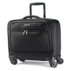 Samsonite Xenon 3.0 Spinner Mobile Office Laptop Bag Black One Size