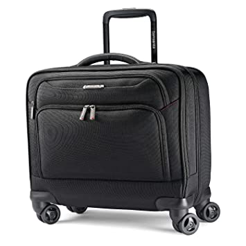 6d185e04c Amazon.com | Samsonite Xenon 3.0 Spinner Mobile Office Laptop Bag, Black,  One Size | Briefcases