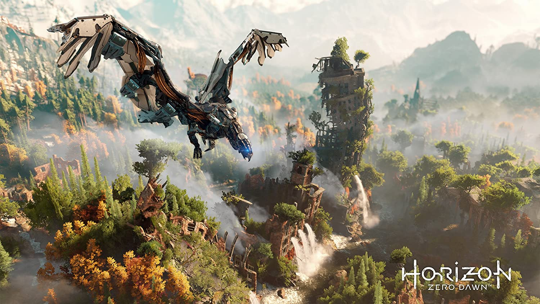 Horizon Zero Dawn Standard Edition [Importación inglesa]: Amazon ...