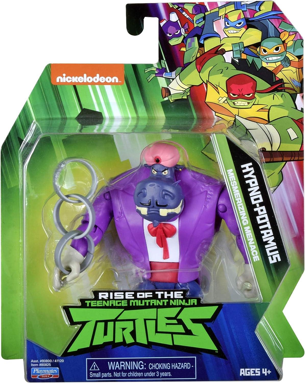 Rise of the Teenage Mutant Ninja Turtle Hypno-Potamus Action Figure