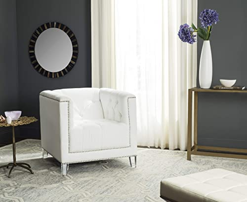 Safavieh Mercer Collection Hollywood Glam Tufted Club Chair