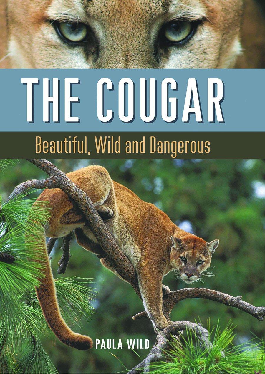 The Cougar Beautiful Wild And Dangerous Paula Wild 9781771620024 Amazon Com Books