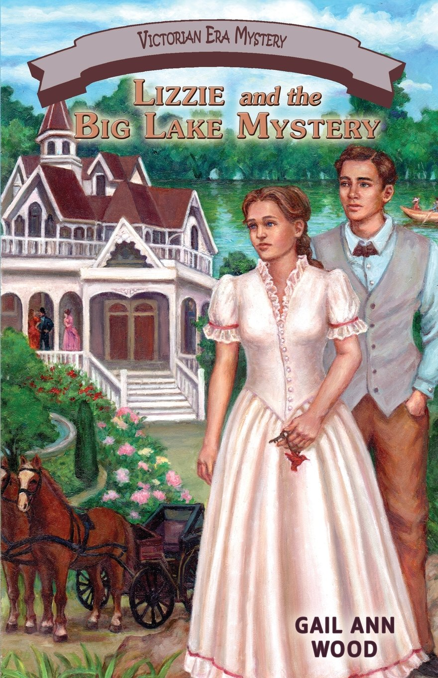 Download Lizzie and the Big Lake Mystery pdf epub