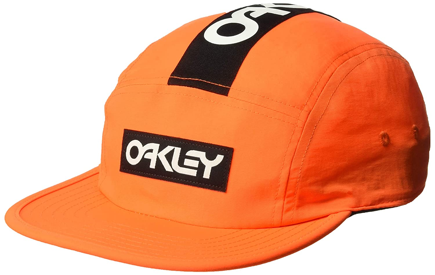 Oakley Ajuste Ajustable Sombreros Neon Orange FS mowhawk Hat ...