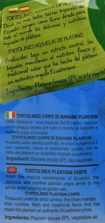 Goya Chifles Tortolines Maduritos Pequeño - Paquete de 24 unidades: Amazon.es: Alimentación y bebidas