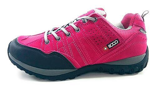 +8000 Tasmu Zapatillas Senderismo Trekking Montaña Mujer Impermeables: Amazon.es: Zapatos y complementos