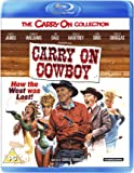 Carry On Cowboy  [1966] [Blu-ray]