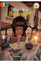 What Was Stonewall? (What Was?) Kindle Edition