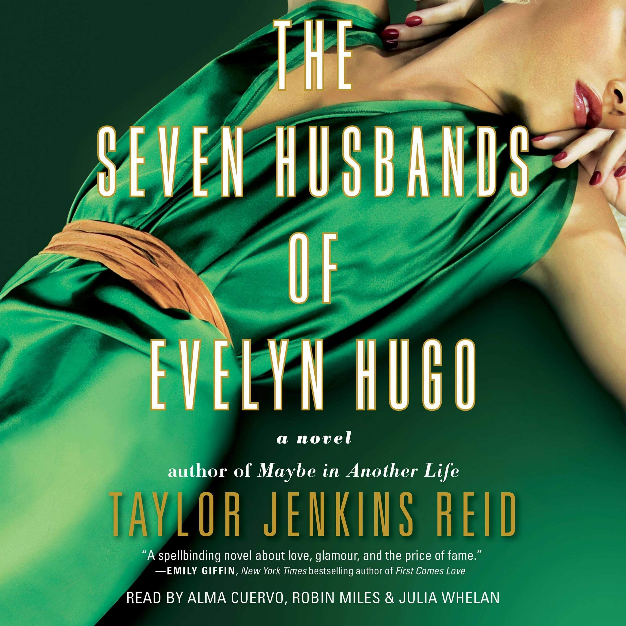 The Seven Husbands of Evelyn Hugo: A Novel: Taylor Jenkins Reid ...