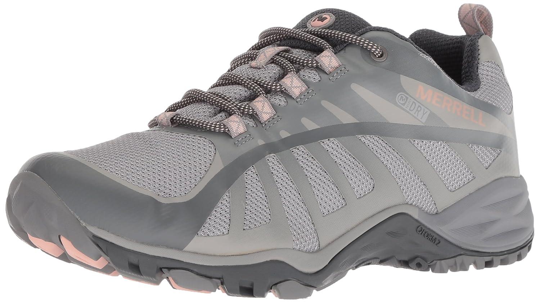 Merrell Women's Siren Edge Q2 Waterproof Sneaker B078NGNKZ7 7 M US|Frost