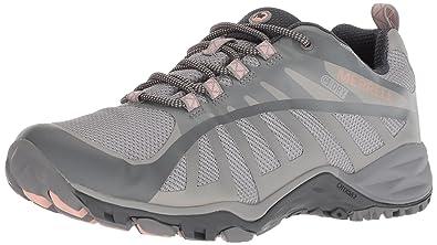 Merrell Women's Siren Edge Q2 Wp Low Rise Hiking Boots Black