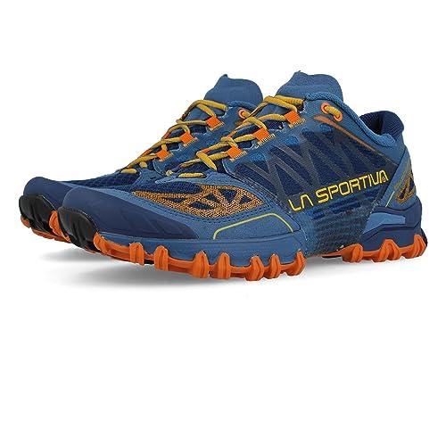 La Sportiva Bushido Blue/Papaya, Zapatillas de Deporte Unisex Adulto: Amazon.es: Zapatos y complementos