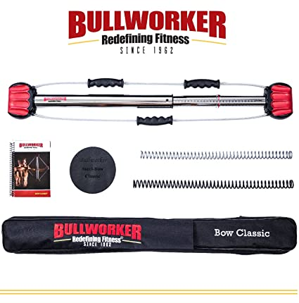 Amazon Bullworker 36 Bow Classic Full Body Workout Portable