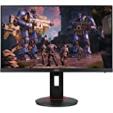 "Acer Gaming Monitor 27"" XF270H Abmidprzx 1920 x 1080 240Hz Refresh Rate AMD FREESYNC Technology (Display Port, HDMI & DVI Por"