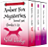 Amber Fox Mysteries Boxed Set (books 1-3)