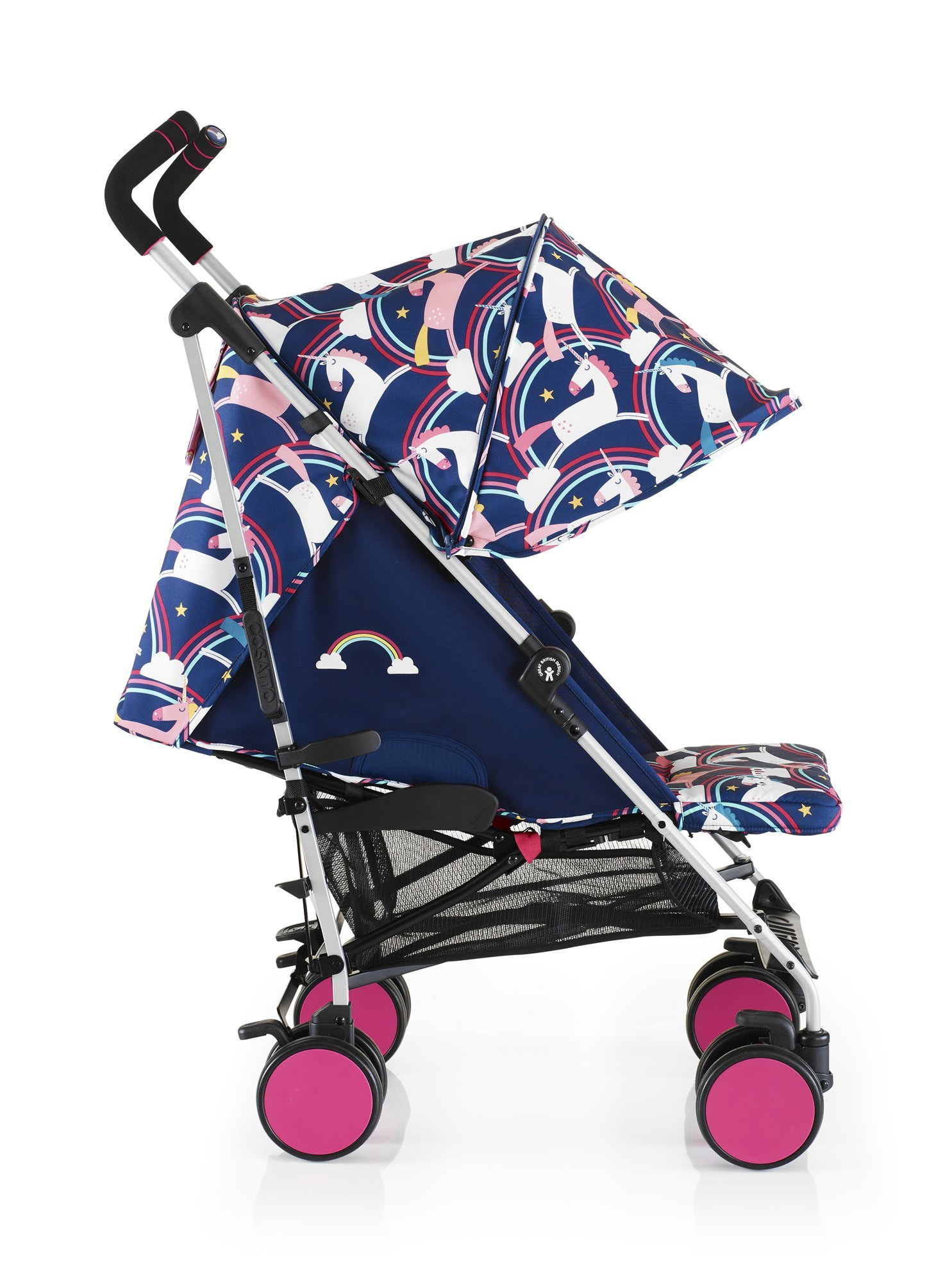 Cosatto Supa Stroller, Go Magic Unicorns by Cosatto (Image #4)