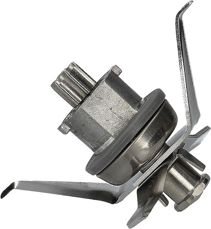 Mixmesser 4 LAME ROBOT da cucina adatto per Vorwerk Bimby TM 31