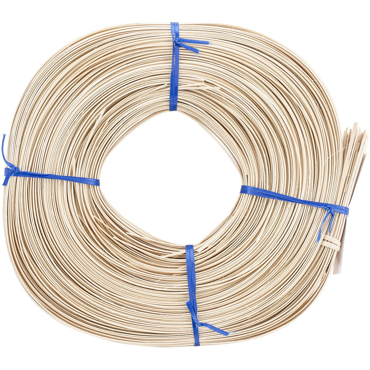Commonwealth Basket Flat Oval Reed 11/64-Inch 1-Pound Coil, Approximately 320-Feet 1164FOC