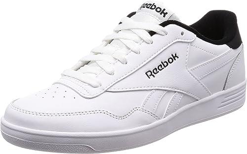 Reebok Royal Techque T, Chaussures de Tennis garçon, Blanc
