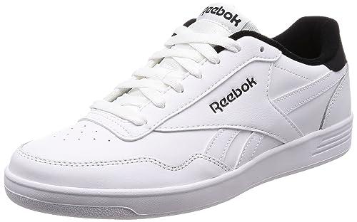 Reebok Jungen Royal Techque T Tennisschuhe, Weiß (White