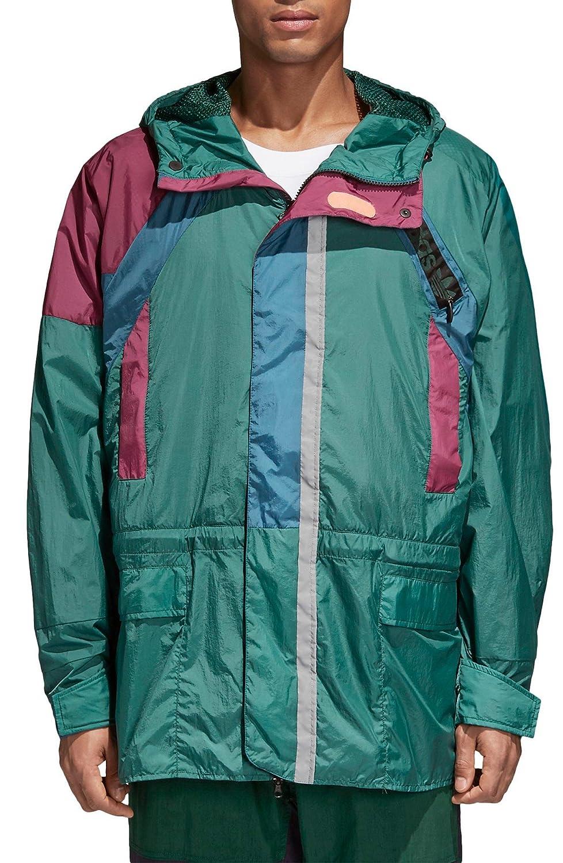 アディダスオリジナルス メンズ ジャケットブルゾン adidas Originals Vintage Jacket [並行輸入品] B07DJ8CV4N Large
