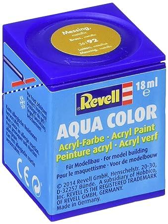 Revell 5 Pcs Aqua Color Colour Paints 18ml For Models You Can