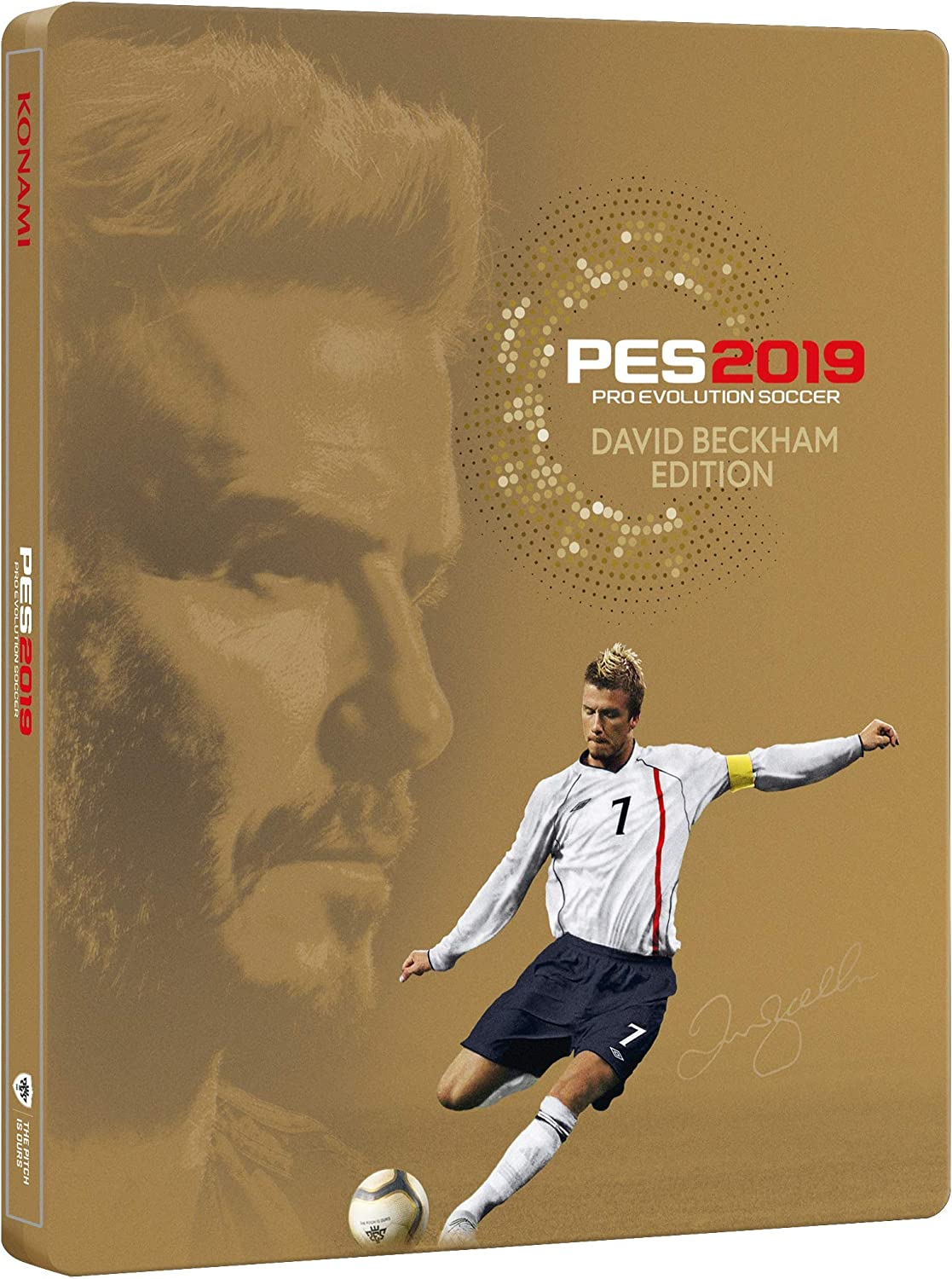PES 2019 - David Beckham Edition - PlayStation 4 [Importación ...