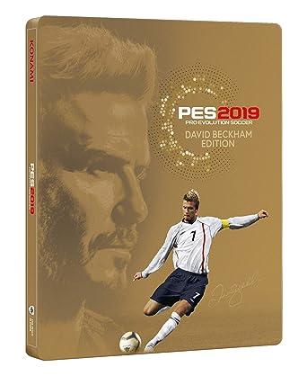 PES 2019 - David Beckham Edition (PS4): Amazon co uk: PC