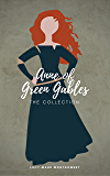 Complete Anne of Green Gables Books (Illustrated)