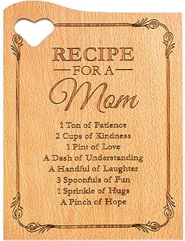 Sentimental Cutting Board Mom Gifts