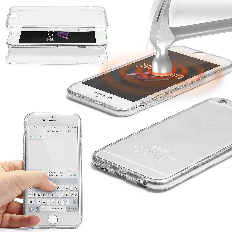 Urcover® LG G5 | Funda Carcasa 360 Grados Ultra Slim Metálico ...