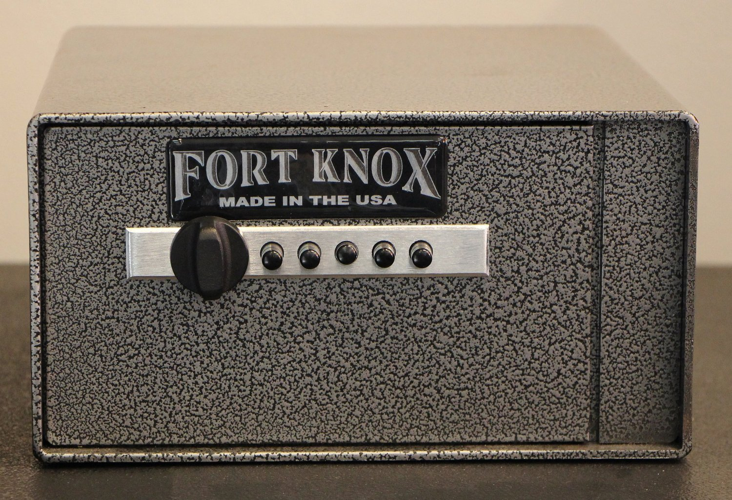 Fort Knox Personal Pistol Safe Review