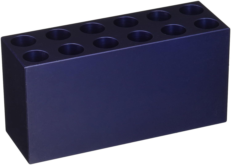 Labconco 4026407 Tubo de aluminio, capacidad para 15 ml x 12 tubos ...