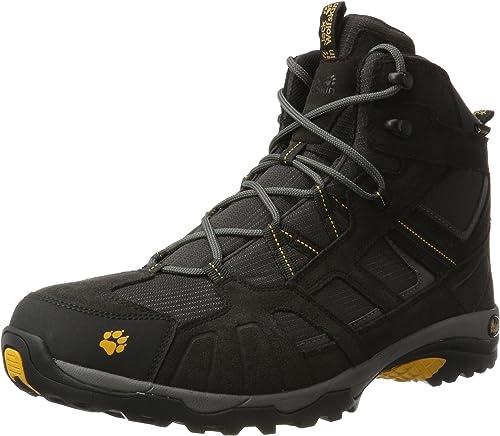 | Jack Wolfskin Men's Vojo Hike Mid Texapore Boot