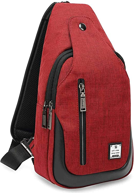 Unisex The One Cross Over//Body Bags Fresh Red Bag Mens Shoulder Men New Strap