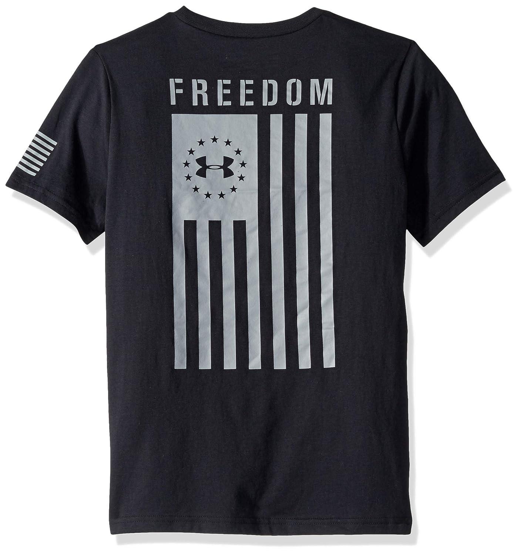 Under Armour boys Freedom Flag T-Shirt