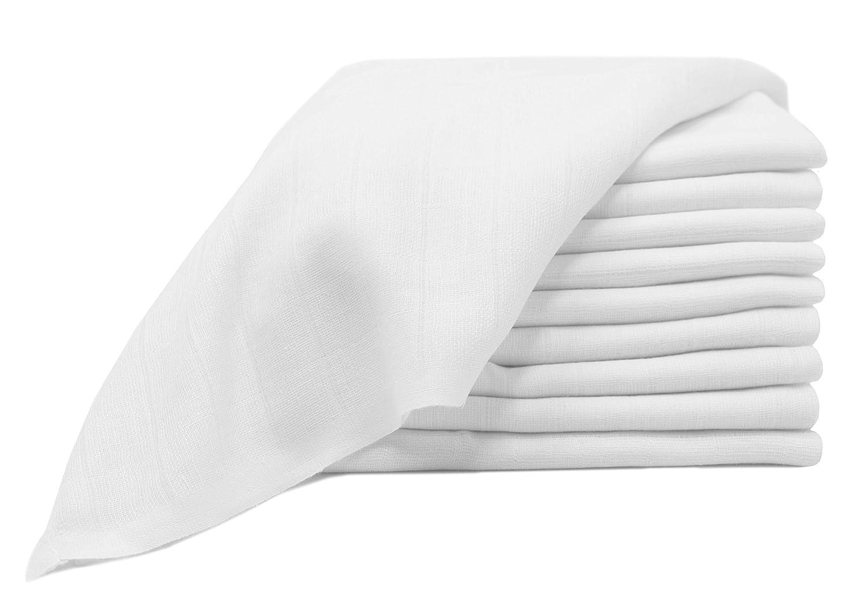 ZOLLNER® muselinas para bebé  paños de muselina  mantas de muselina