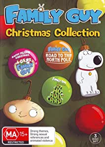 FAMILY GUY CHIRSTMAS TRILOGY (3 DISC)