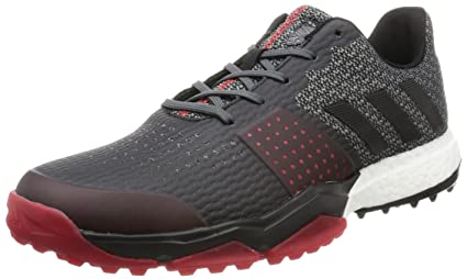89fde6e4aba Image Unavailable. Image not available for. Color  adidas Golf 2017  Adipower S Boost 3 Mens Spikeless Waterproof Golf Shoes ...