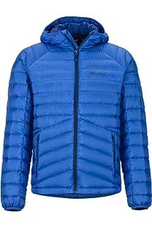 marmot daunenjacke blau