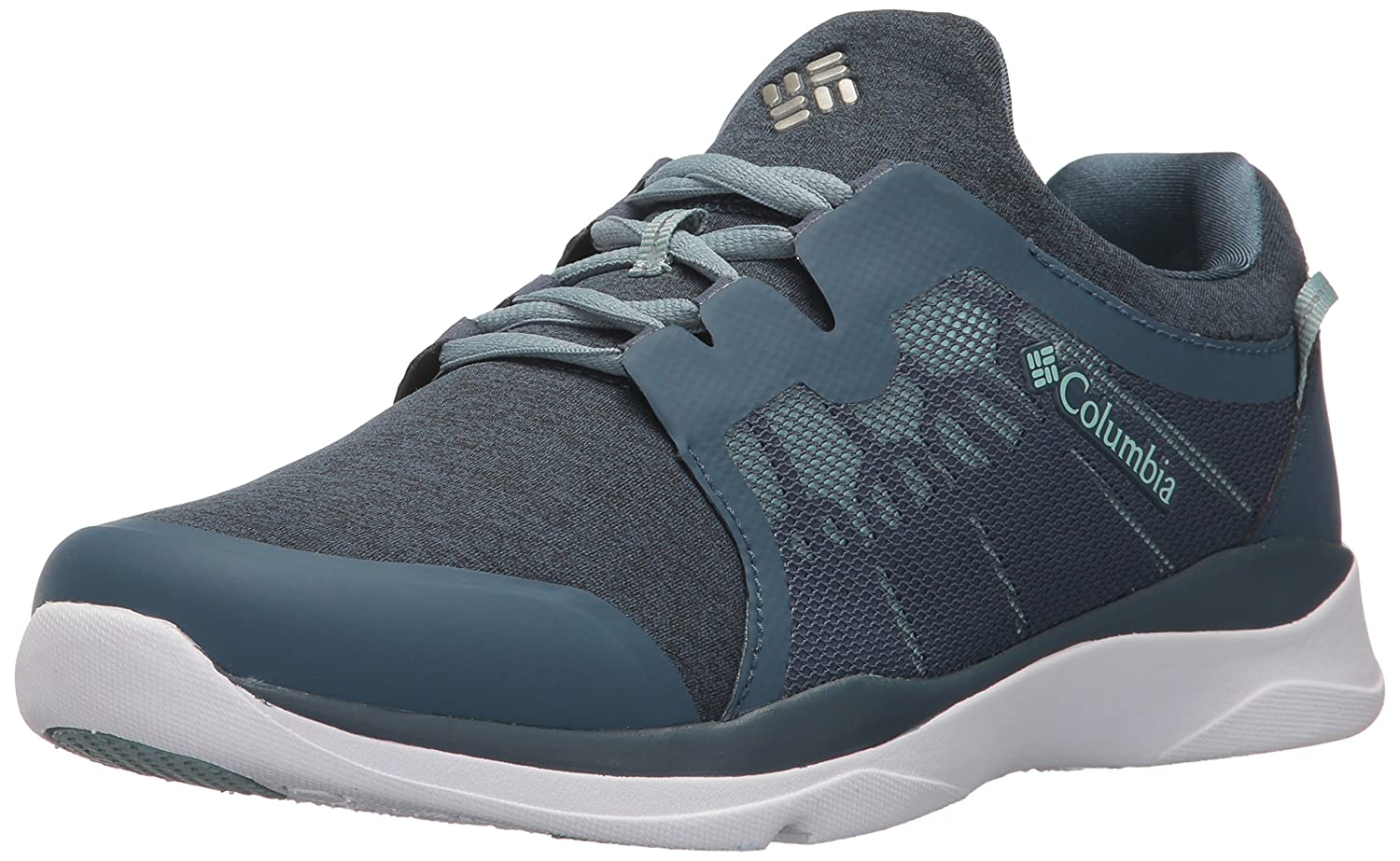 Columbia Women's ATS Trail LF92 Sneaker B01MRZH7SP 5.5 B(M) US|Whale, Spray