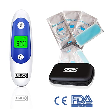 Quality Choice Infrared Ear Thermometer Digital 1 Count each