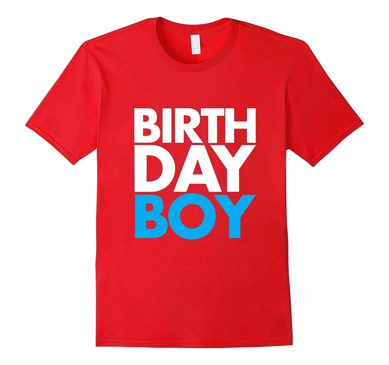HAPPY BIRTHDAY BOY T-SHIRTS-BN