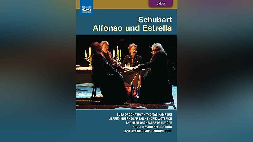 SCHUBERT; F.: Alfonso und Estrella (Teatro Lirico di Cagliari; 2004)